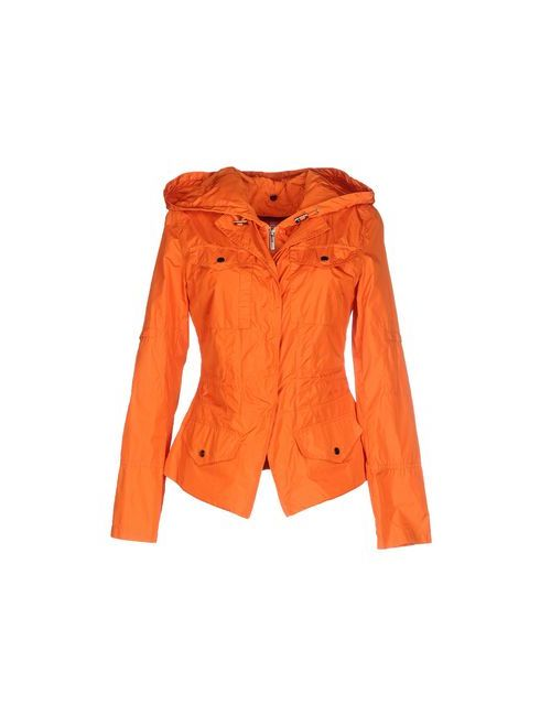 Add | Мужская Оранжевая Куртка