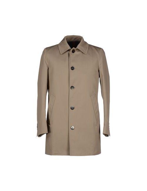 Asfalto | Мужское Хаки Легкое Пальто