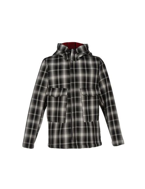 ..,Beaucoup | Мужская Чёрная Куртка