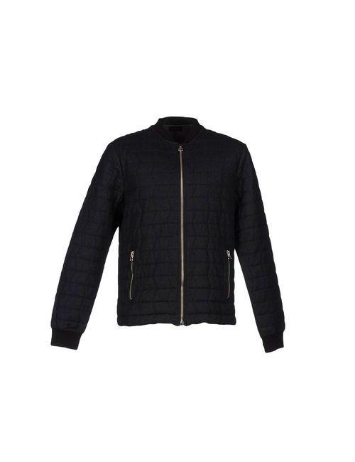 Lanvin | Мужская Чёрная Куртка