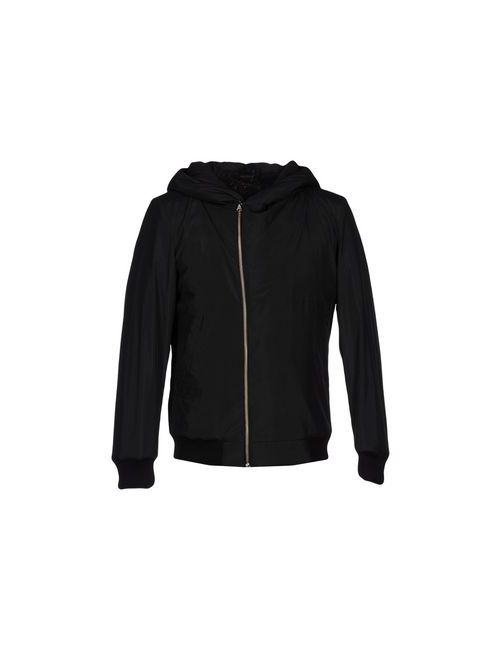 Daniele Alessandrini | Мужская Чёрная Куртка