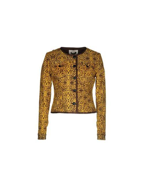 LeRock | Мужская Жёлтая Куртка