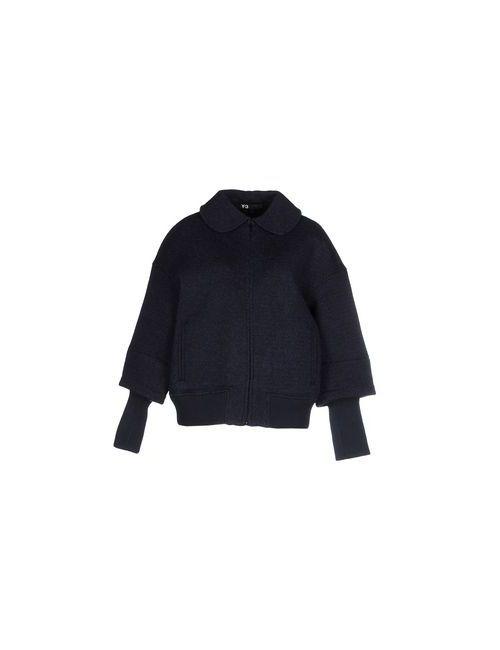 Y-3 | Мужская Синяя Куртка