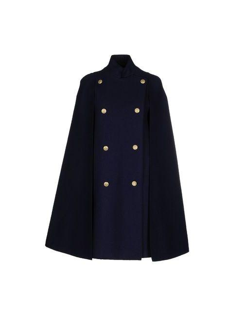 Pierre Balmain   Мужское Синее Пальто