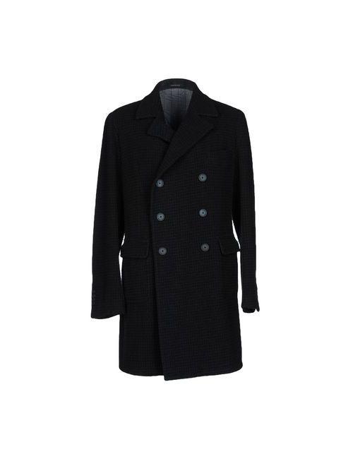 Tagliatore | Мужское Зелёное Легкое Пальто