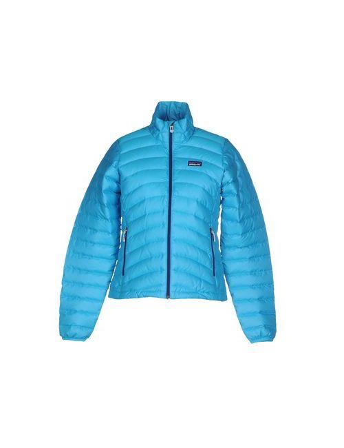 Patagonia | Мужская Лазурная Куртка