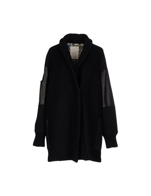 TWINS FLORENCE | Мужское Чёрное Пальто