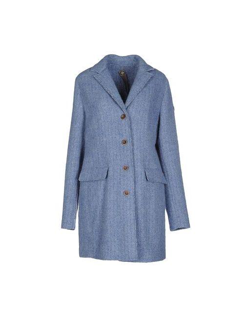 Swiss-Chriss | Мужское Синее Пальто