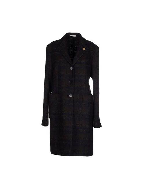 Lardini | Мужское Коричневое Легкое Пальто