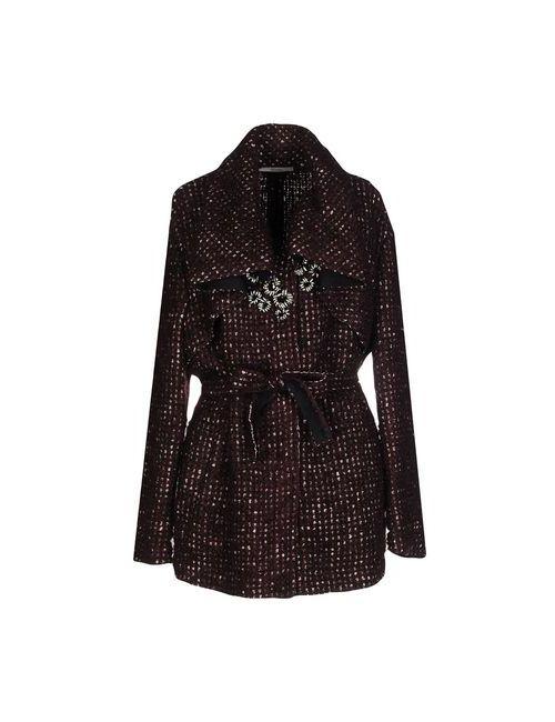 Prada | Мужское Фиолетовое Легкое Пальто