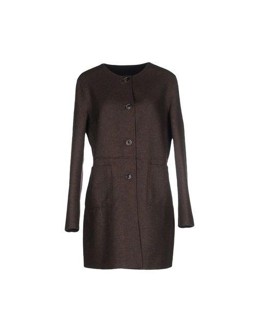 Jan Mayen | Мужское Какао Легкое Пальто