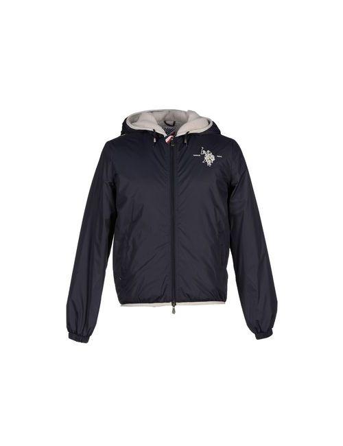 U.S. Polo Assn. | Мужская Синяя Куртка