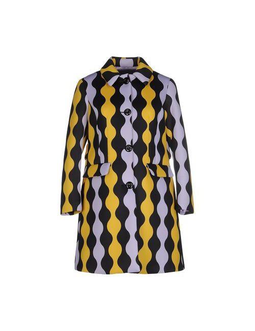 Vivetta | Мужское Жёлтое Пальто