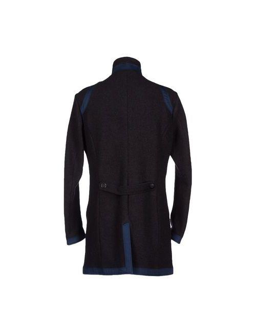 Ermanno Scervino | Мужское Синее Пальто