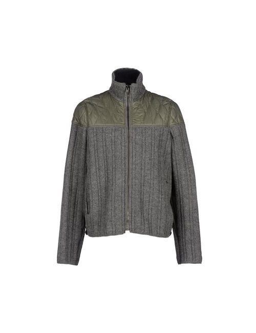 Les Copains | Мужская Серая Куртка