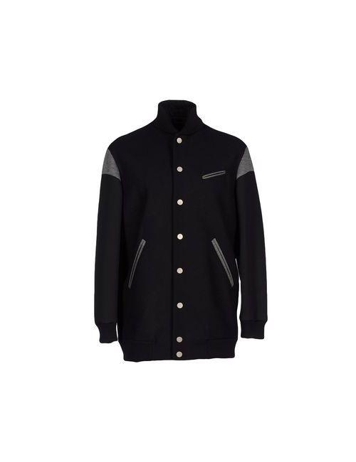 Paolo Pecora | Мужская Чёрная Куртка