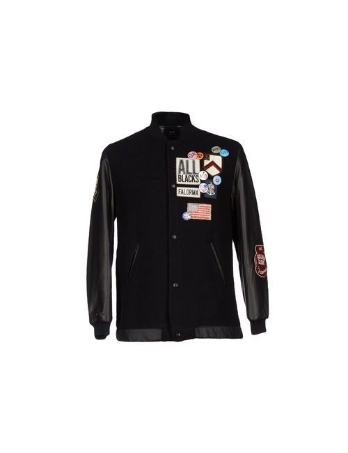 Falorma | Мужская Чёрная Куртка