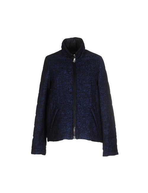 Blue Les Copains | Мужская Синяя Куртка