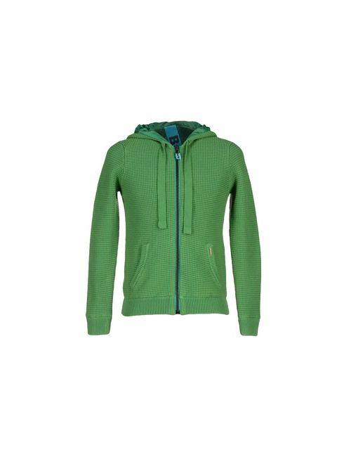 Bark   Мужская Зелёная Куртка
