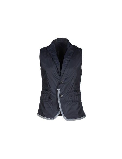 Paolo Pecora | Мужская Синяя Куртка