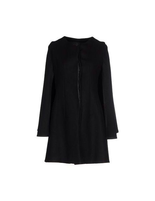 Boutique De La Femme | Мужское Черный Пальто