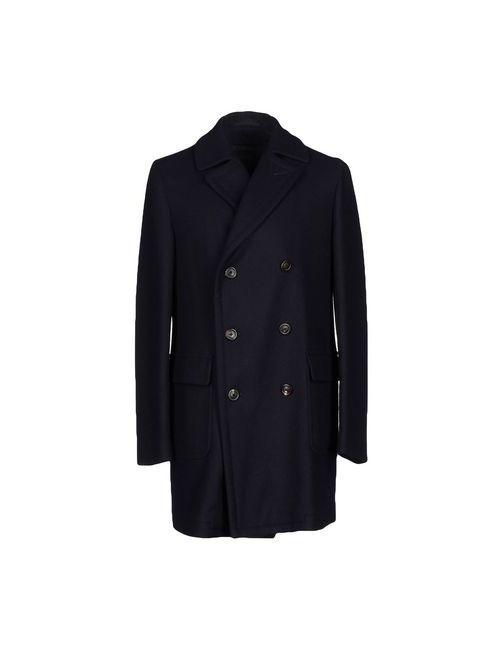 Pal Zileri Concept | Мужское Синее Пальто