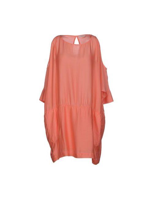 Tua Nua | Женское Розовое Короткое Платье