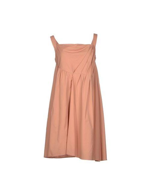 Liu •Jo | Женское Телесное Короткое Платье