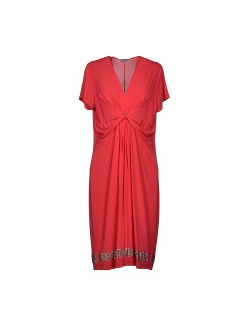 Jt' Â  Je T' Âlene | Женское Фуксия Платье До Колена