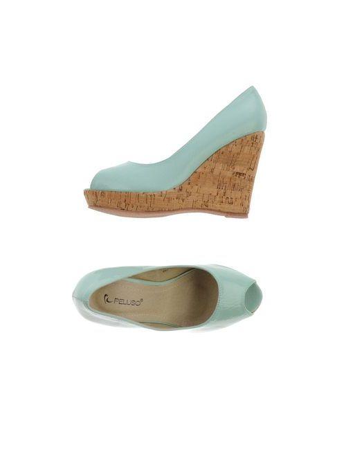 Peluso | Женские Голубы Туфли