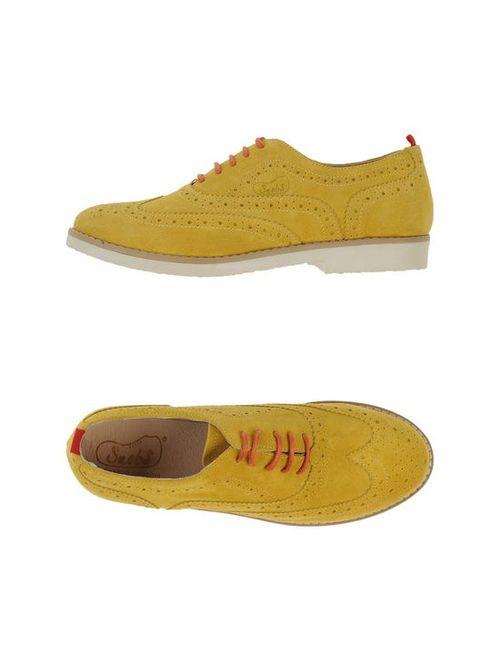 Snobs | Женская Обувь На Шнурках