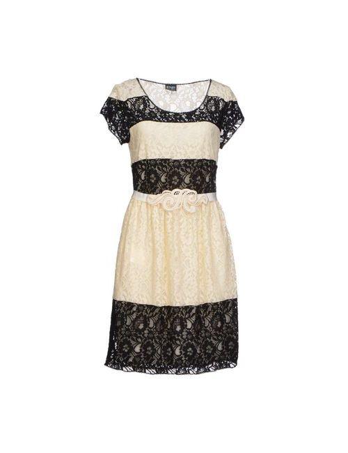 Pf Paola Frani | Женское Короткое Платье