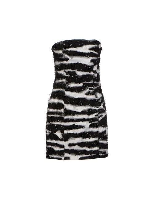 Dsquared2   Женское Черный Короткое Платье