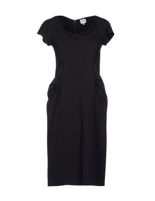 Armani Collezioni | Женское Платье До Колена