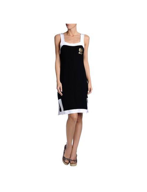 Cesare Paciotti Beachwear | Женское Чёрное Пляжное Платье