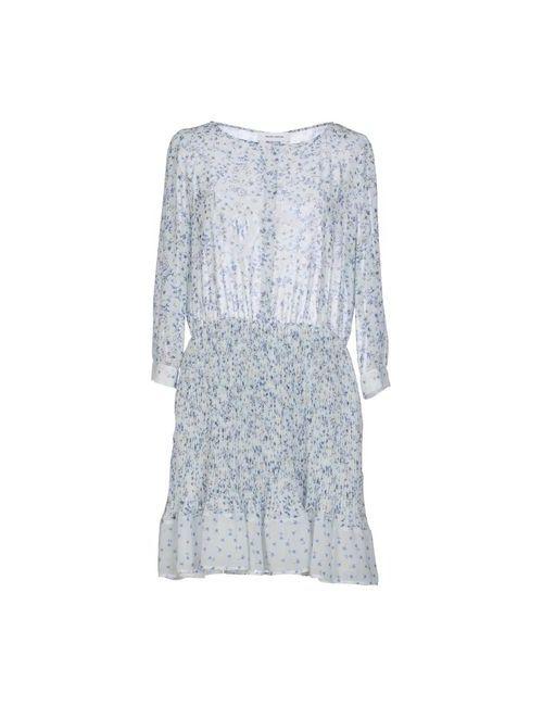 Mauro Grifoni | Женское Голубое Короткое Платье
