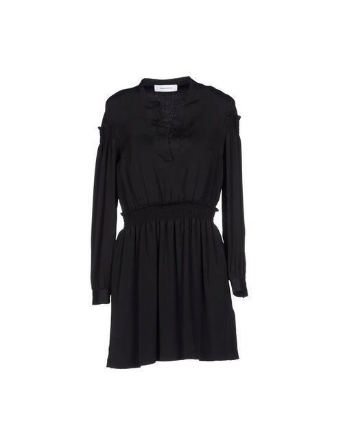 Mauro Grifoni | Женское Чёрное Короткое Платье