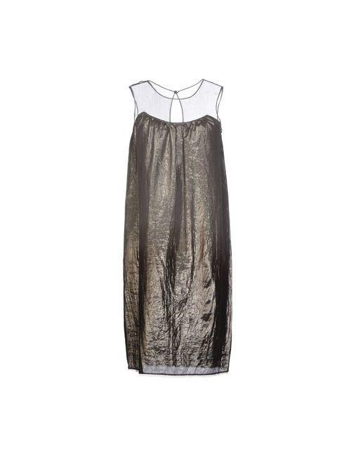 Burberry London | Женское Платье До Колена