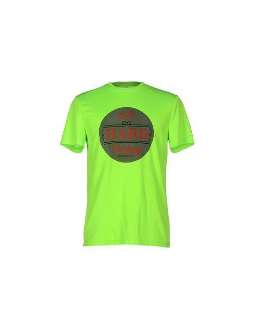 Moschino Underwear | Мужская Зелёная Футболка