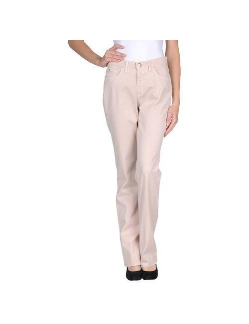 Trussardi Jeans | Женские Бежевые Джинсовые Брюки
