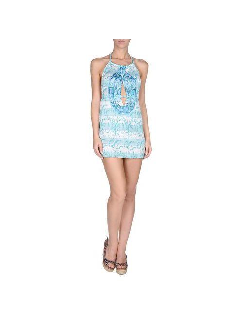 Ermanno Scervino | Женское Зелёное Пляжное Платье