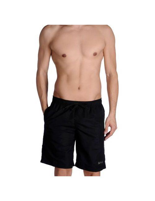 Just Cavalli Beachwear | Мужские Чёрные Шорты Для Плавания
