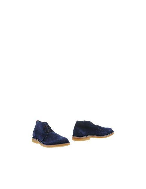 Diemme | Мужские Синие Полусапоги И Высокие Ботинки