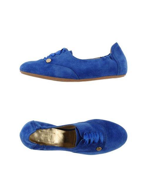 Armani Collezioni | Женская Обувь На Шнурках