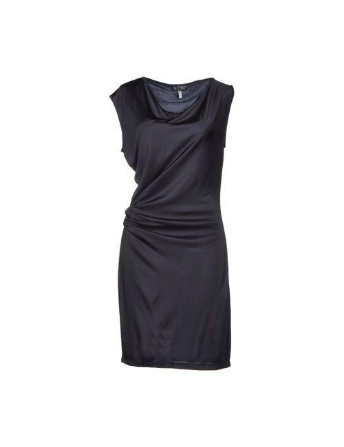 ARMANI JEANS   Женское Платье До Колена