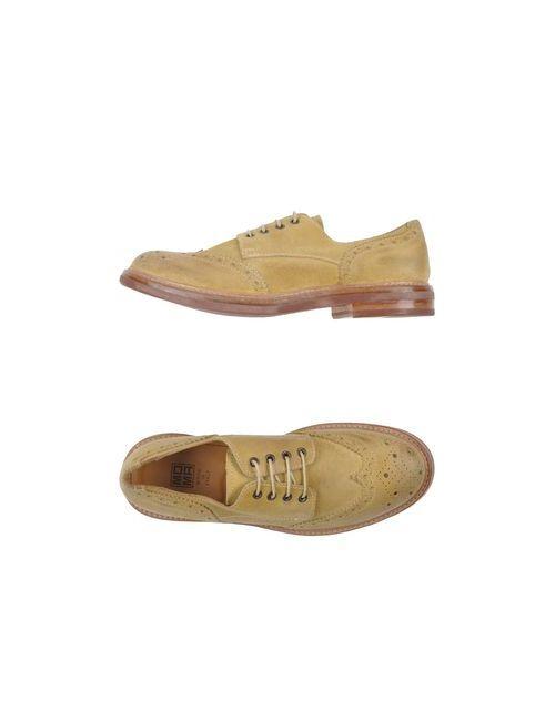 Moma | Мужская Обувь На Шнурках
