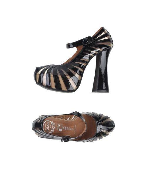 Jeffrey Campbell | Женские Чёрные Туфли