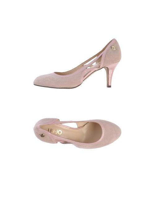 Liu •Jo Shoes | Женские Розовые Туфли