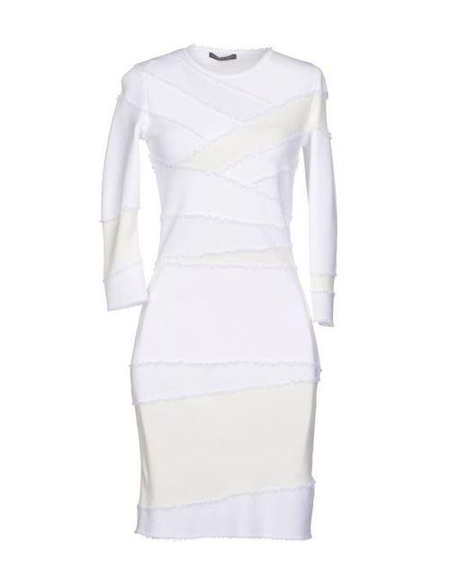 Alexander McQueen | Женское Короткое Платье