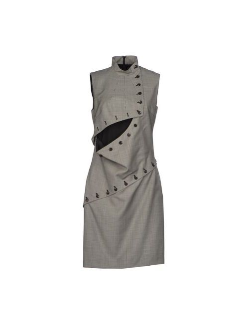 Mcq Alexander Mcqueen | Женское Короткое Платье